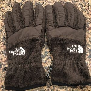 North Face Women's Denali Glove - Brown - M